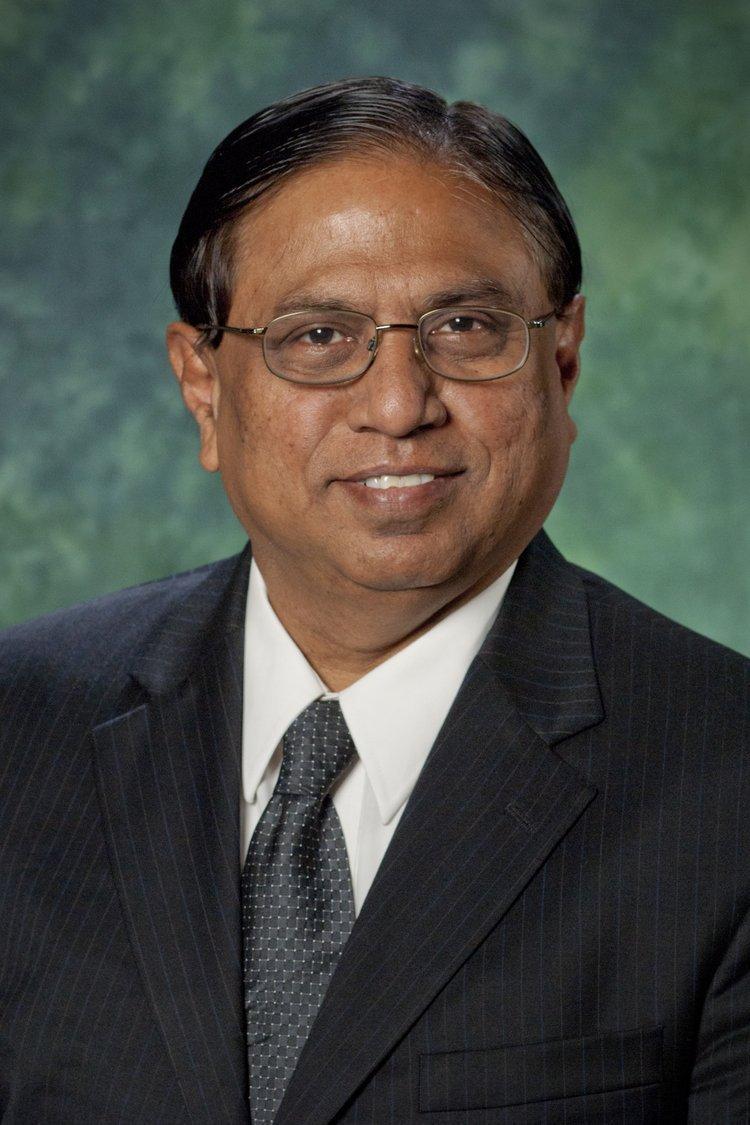 Dr. Narenda Dahotre of the University of North Texas in Denton.