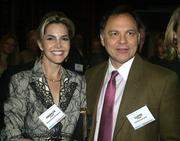Amanda Ward and David Ward at the DBJ's After Hours event.
