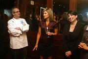Del Frisco's Head Chef David Holben, Events Manager Ashley Nickerson and General Manager Gina Cook.