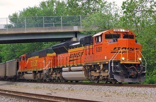 Burlington Northern Santa Fe re-opened the railroad track outside Casselton N.D. Wednesday morning.