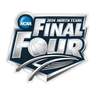 The new logo for the NCAA North Texas Final Four.