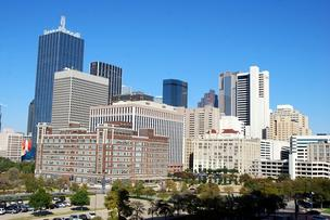 While the skyline of Dallas projects an image of big business, most of the businesses in the city are small businesses.