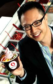 Founder Dan Kim will become Chief Operating Officer of Red Mango.