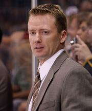 The Dallas Stars did not announce who they intended to fill the club's head coach seat after firing Glen Gulutzan on Tuesday.