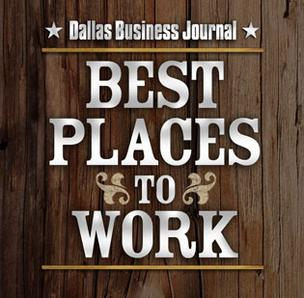 The Dallas Business Journal honored 57 companies Thurday at a luncheon for the Best Places to Work awards.