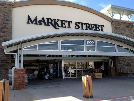 Market Street will open a new store in Flower Mound.