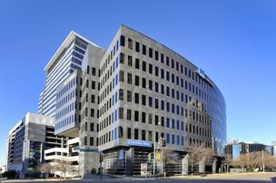 2525 McKinnon is an eight-story, 111,722-square office building in Uptown Dallas.
