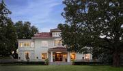 3601 Crescent in Dallas is one of the homes featured in the annual home tour.