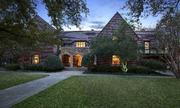 The home at 6325 Preston Pkwy. in Dallas is included in the annual home tour.