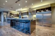 The kitchen at  6720 Greenwich Lane in Dallas.