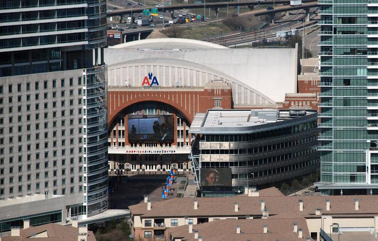 The American Airlines Center has begun its SeasonPass Suites promotion.