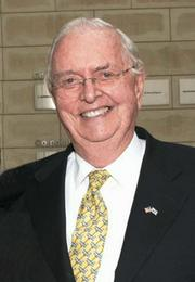 Albert Casey is named president and CEO in February 1974, and chairman in April of the same year.