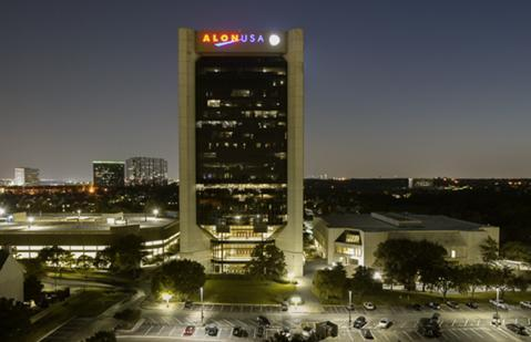 Alon USA recently expanded its real estate footprint in Dallas and placed its signage atop Park Central III.
