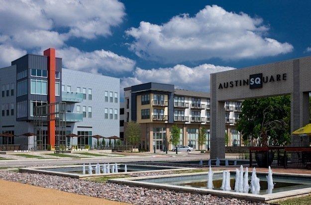 Invesco buys large Austin Ranch apartment portfolio - Dallas ...