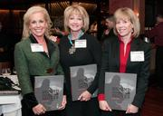 Lynn Dowdle, Susan Arledge and Anne Kniffen