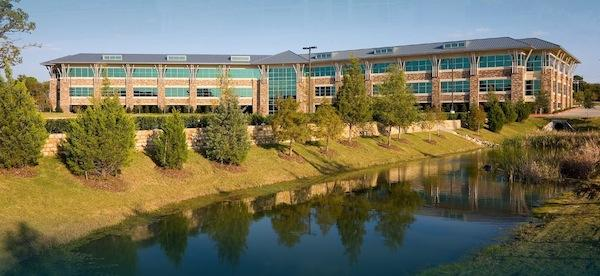 Cedar Ridge Office Park is a two-building, 129,33-square-foot office complex at 950 E. State Highway 121.