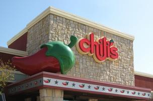 Comparable restaurant sales at Chili's Grill & Bar rose 4.6 percent in the third quarter.