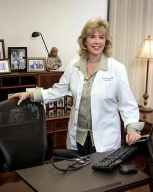 Dallas physician Connie Casad is operating under a hybrid concierge model.