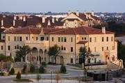 The Westlake project is planned to include residential homes, like the Adriatica Village project in McKinney.