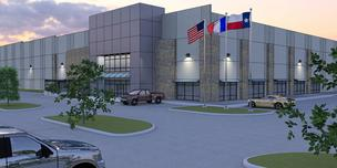 Alliance Architects has been awarded the L'Oreal Distribution Center in Dallas.