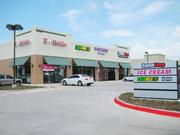 A Balch Springs shopping center with tenants including GameStop and T-Mobile has sold.