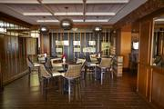 The dining area at the Las Colinas Country Club, which recently underwent a $2 million club renovation.