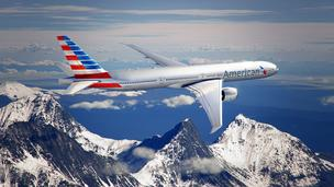 The number of employees as American Airlines has fallen below 60,000 for the first time in a quarter century.