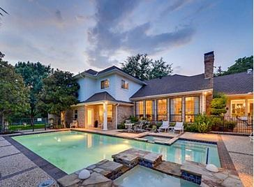 Photo: house/residence of the cool 70 million earning Ryan, Oklahoma, United States-resident