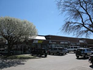 Northcrest Village is a 136,267-square-foot retail property in Carrollton. It was recently acquired.