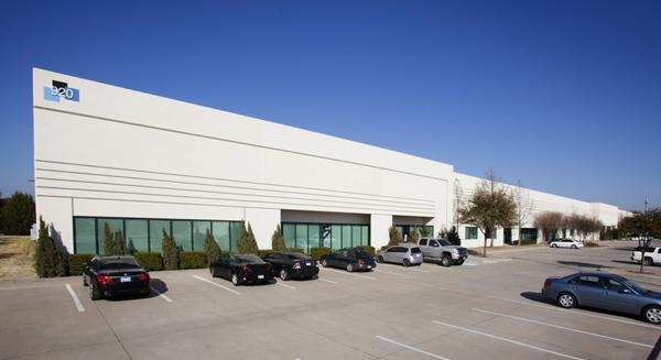Northfield Distribution Center in Grapevine was sold to EastGroup Properties.