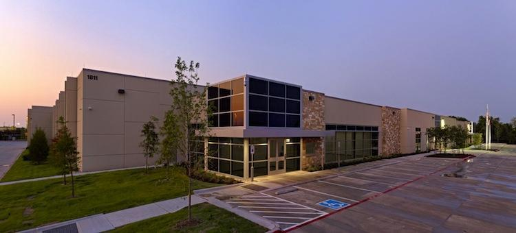Stream Data Center's latest data center was completed in Richardson.