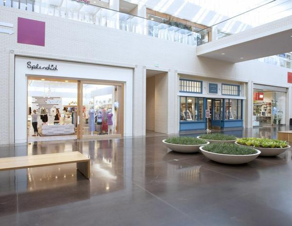 NorthPark's most recent addition was Splendid, a clothing retailer located on the bottom floor.