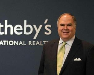 Robbie Briggs, CEO and president of Briggs Freeman Sotheby's International Realty, was recently hired to market Museum Tower's condos.