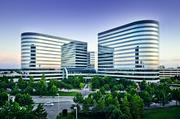 The Colonnade is an office complex in Addison that's competing in the Over One Million Square Feet category at the International TOBY awards.