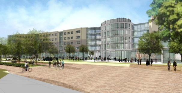 UT-Dallas to build $53 million student housing project on its Richardson campus