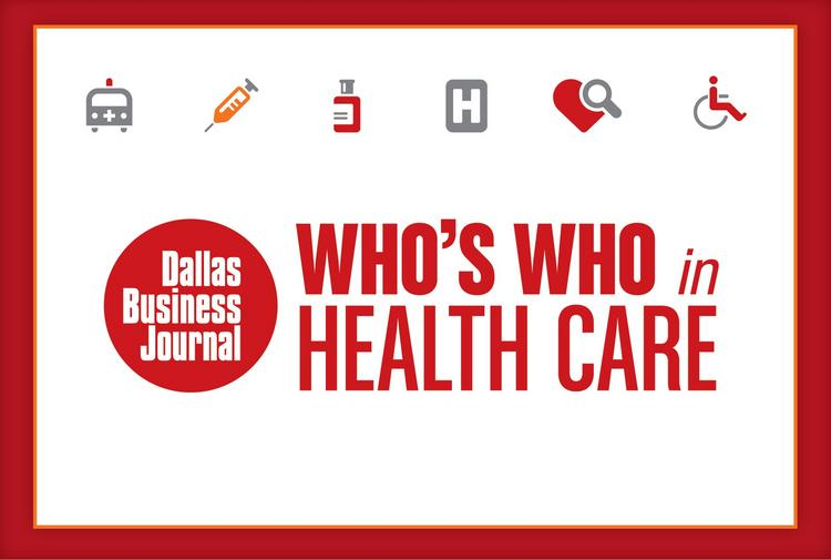 Click through to see the Who's Who in DFW Health Care.