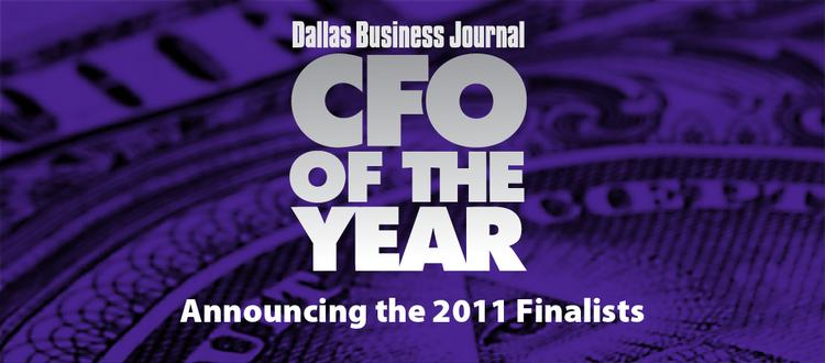 Dallas Business Journal 2011 CFO of the Year finalists
