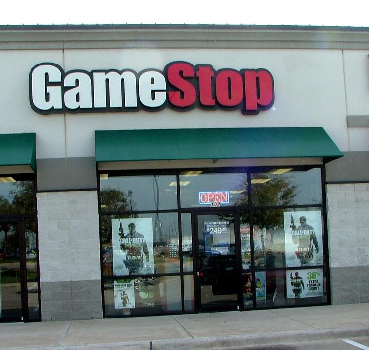 Shares in Grapevine-based GameStop dropped 5 percent Thursday.
