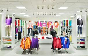 A mock of the jcp brand store, which is one of 10 shops set to launch inside the department store next month.