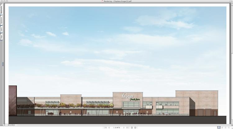 Kroger is planning a new Fresh Fare store in Dallas.
