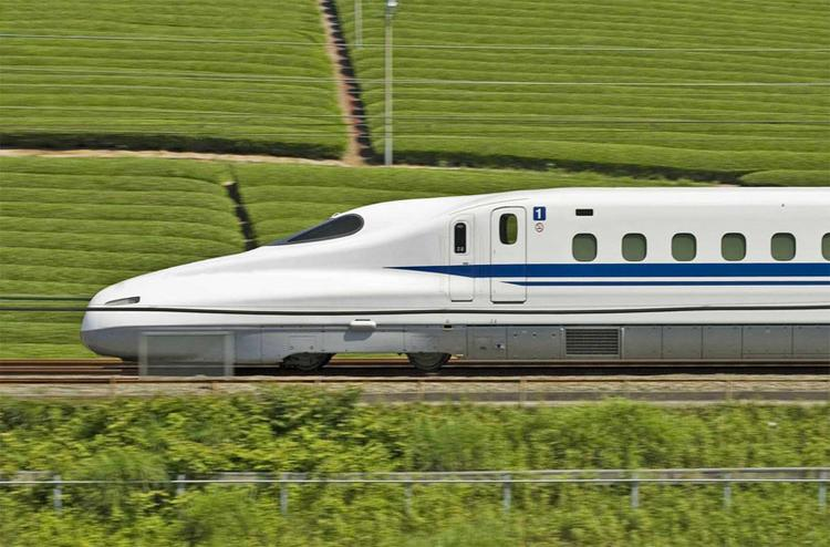 High-speed rail in Texas would be similar to a system in Japan.