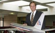 Dan Garton is head of AMR's regional carrier American Eagle.