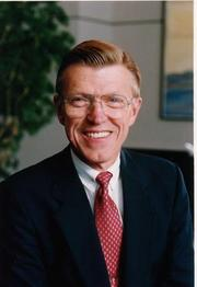 Robert Crandall was a longtime CEO of AMR Corp.