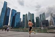 Singapore is an island city-state off the Malay Peninsula.