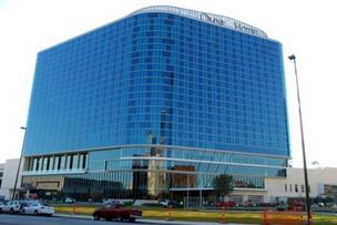 The Omni Dallas Hotel is preparing to open.