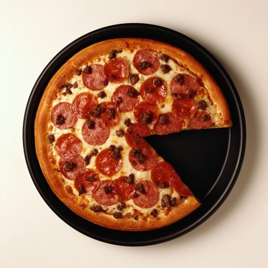 NPC International is the largest franchisee for Pizza Hut.
