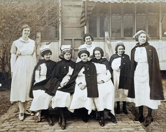 1913 — Public health nurse May Forster Smith leads a group of nurses in establishing the Dallas Baby Camp.