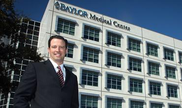 A SIGN OF OF WHAT'S TO COME: In 2009, Baylor Health Care System bought controlling interest in what is now Baylor Medical Center at Carrollton, where Spencer Turner is president. A number of factors are pushing toward more mergers and acquisitions in the health care industry. In North Texas, Methodist Health says it is looking for acquisition opportunities.