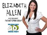 <strong>Elizabeth</strong><strong>Allen</strong>: 40 Under Forty Awards Honoree