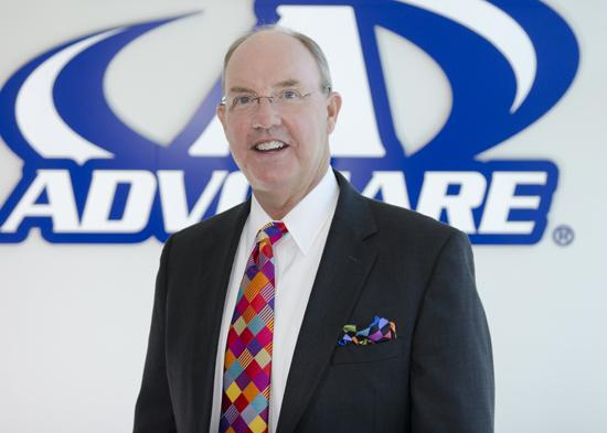 Richard Wright is president and CEO of Plano-based AdvoCare International LP